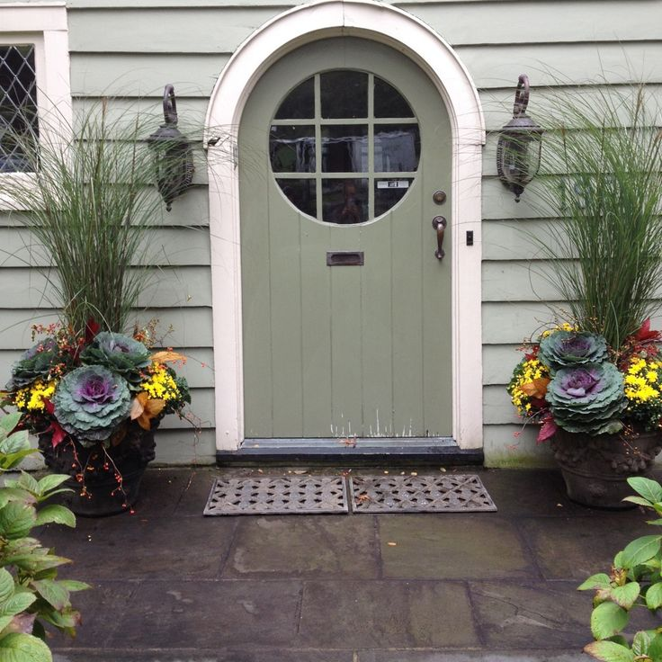 flores del sol: fall container gardens