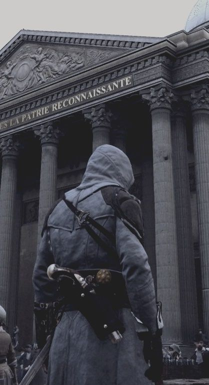 Assassin's Creed Unity | Arno Victor Dorian