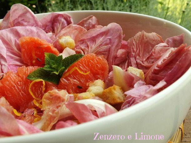 insalata agli agrumi -