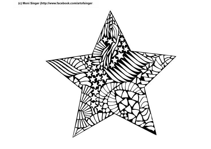 Silhouette plotter file free, Plotter Datei kostenlos, plotter freebie, star, Stern, doodles, doodle
