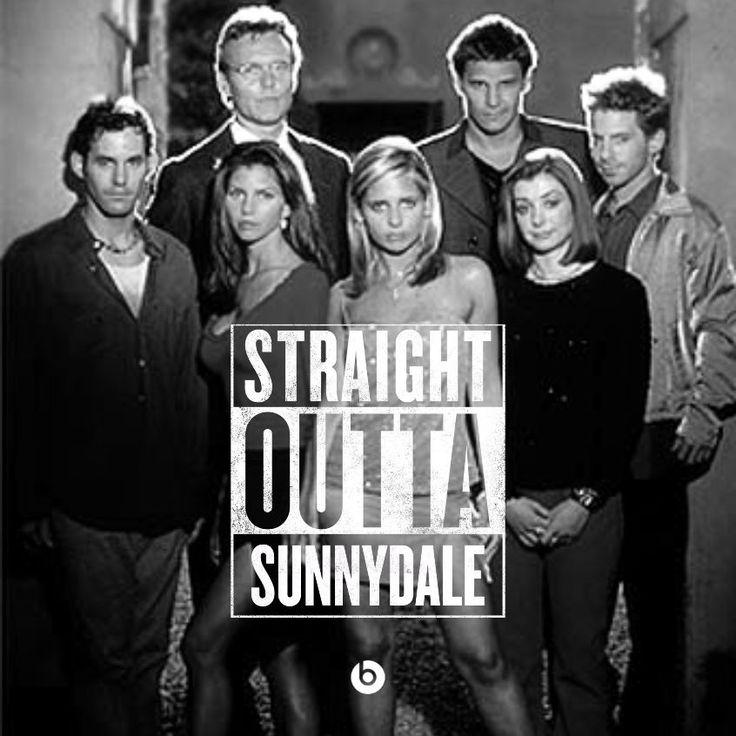 straight outta sunnydale #btvs