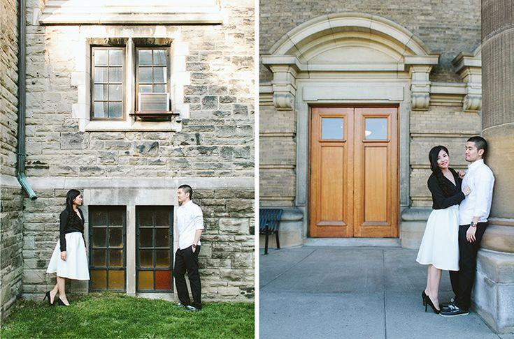University of Toronto Couples photographer
