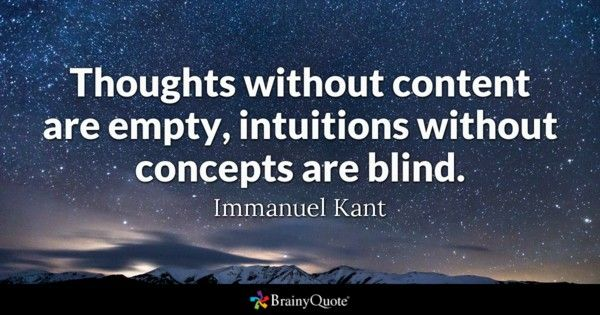 Kant was an asshole remarkable