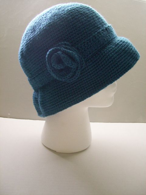 Ravelry: Country Flapper Cloche pattern by J. G. Burdette free pattern