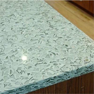 32 Best Images About Recycled Glass Countertops On Pinterest