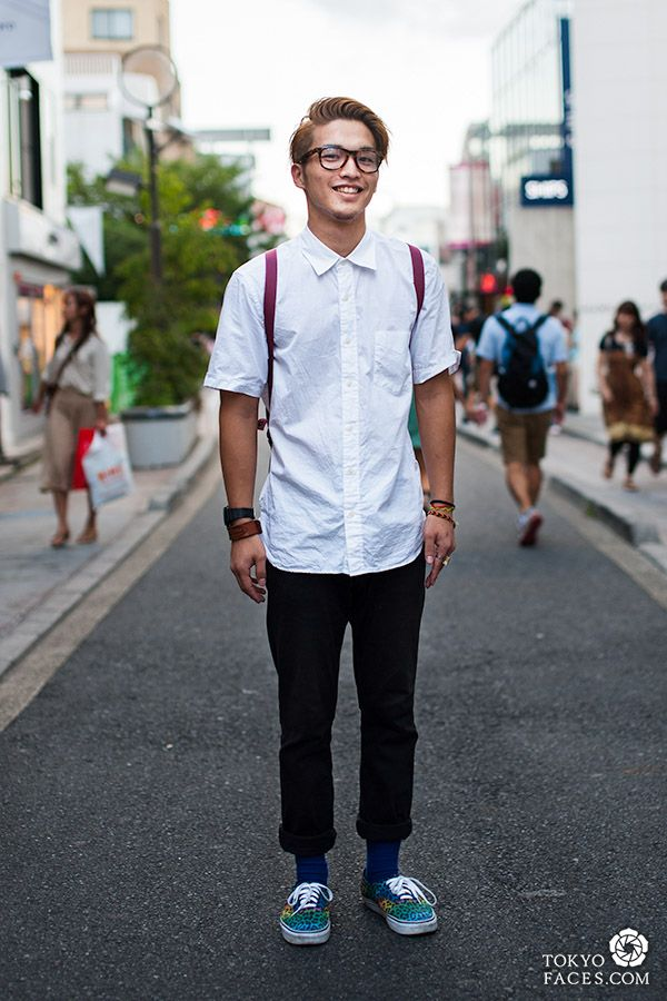 Men | Japanese fashion and Tokyo street style - Tokyofaces.com - Part 39