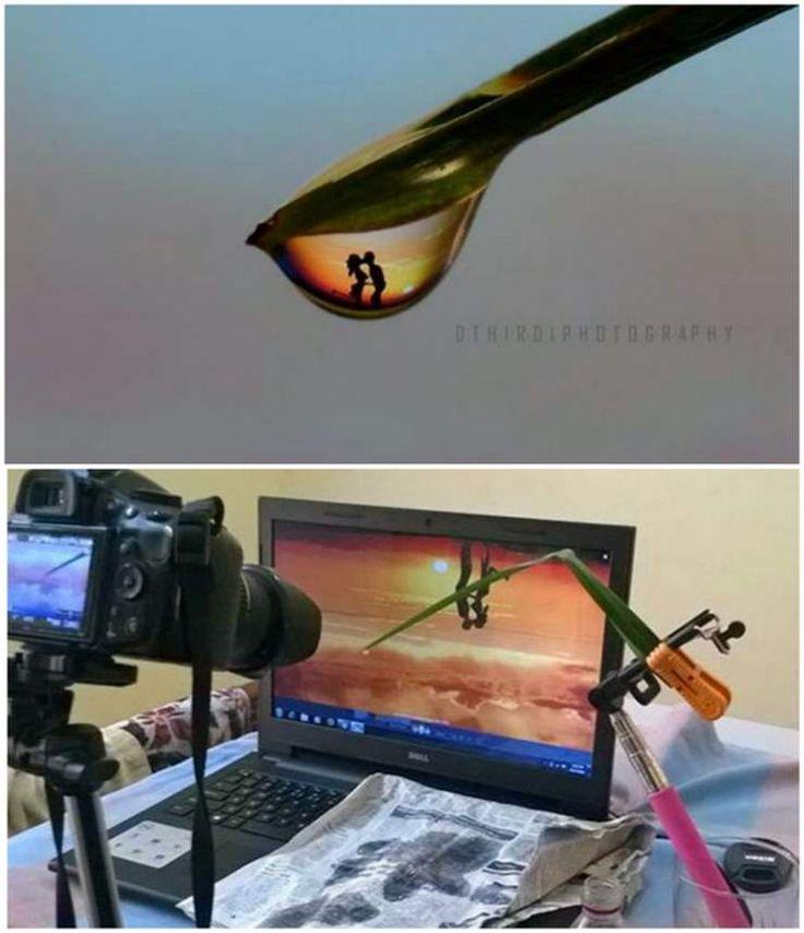 18 снимков, доказывающих, что профессиональная фотография — это сплошной обман   MADE IN CCCP