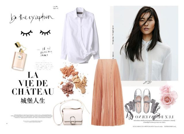 Innocent by justy-na on Polyvore featuring moda, Cédric Charlier, Miu Miu and 3.1 Phillip Lim