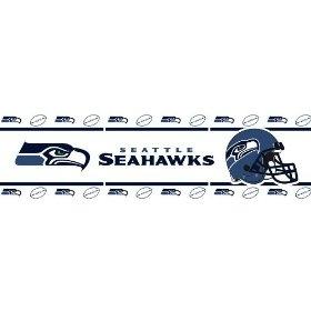 Nice Seahawks wallpaper border for your Seahawks bedroom