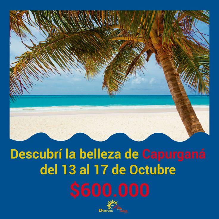 #preparatumaleta y alistate pa' vivir lo mejor de #capurgana en sus acogedoras islas #vivecolombia