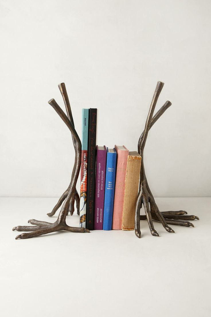 Strikingly Idea Bird Bookends. 110 best Bookends images on Pinterest  Book holders and For the home