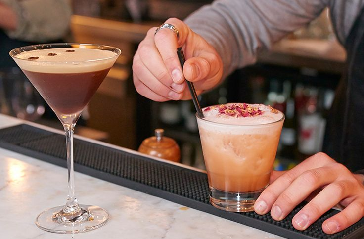 The espresso martini is an art form in itself, so if you're on the hunt for the perfect one – we've got you covered for the best of the best caffeinated cocktails in Sydney!