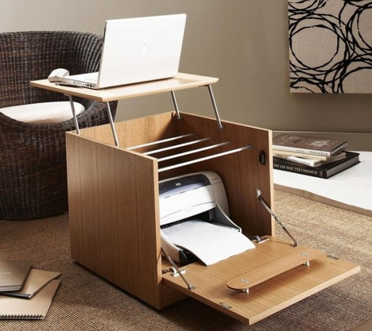 tiny home office Scandinavian Desc Drafting Chair Oak Cube Bookcases Multicolor Acrylic Filing Cabinets Mobile Banker Desk Lamps World Globes