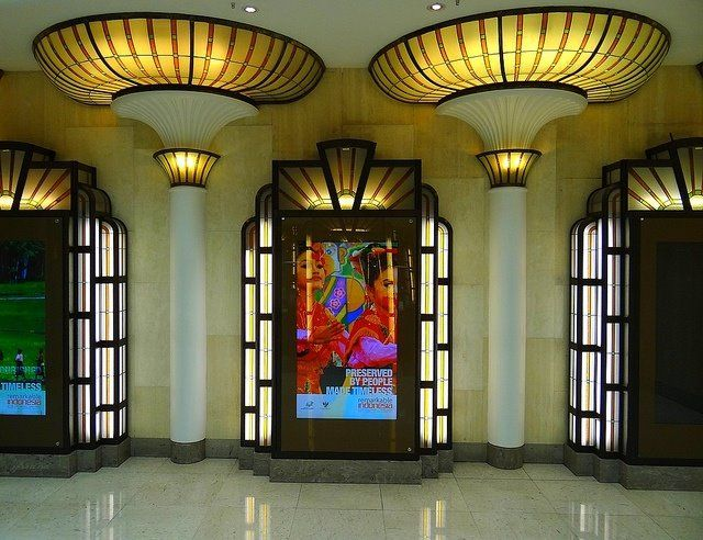 52 best Art Deco-from the inside images on Pinterest