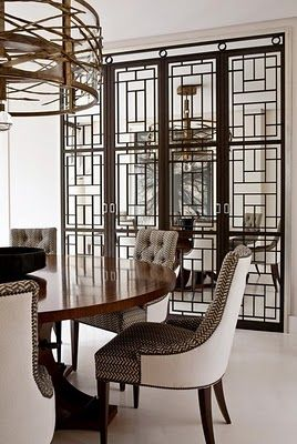 Ritz Dining Chair | The Thomas Pheasant Collection | Baker Furniture
