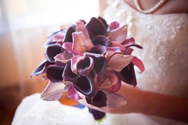 Calla Lily Wedding Flowers Wedding Flowers Photos on WeddingWire