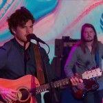 Vance Joy performs on Kimmel