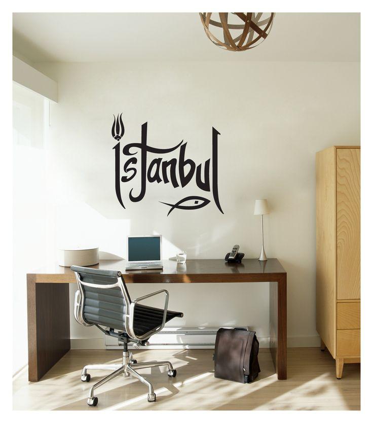 DP-886 Kadife Duvar Sticker 100X92 Cm ::