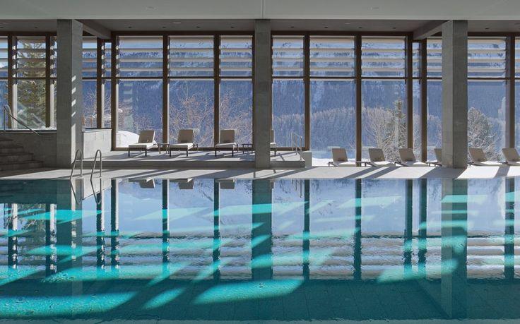 Kulm Hotel & Spa in St. Moritz