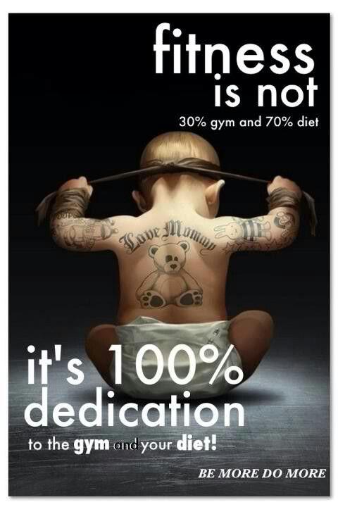 ITS 100% DEDICATION