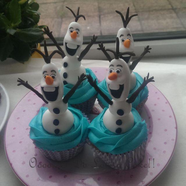 Cake Decoration Olaf : Best 25+ Olaf cupcakes ideas on Pinterest Creative ...