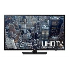 """4k Ultra HD TV This is the Samsung UN48JU6400 48-Inch 4K Ultra HD Smart LED TV (2015 Model).  It has Refresh Rate: 120CMR (Effective), Backlight: LED, Smart Functionality: Yes, Built in Wi-Fi: Yes,  Dimensions (W x H x D): TV without stand: 42.8"""" x 24.8"""" x 2.5"""", TV with stand: 42.8"""" x 27.1"""" x 8"""", Inputs: 3 HDMI, 2 USB"""