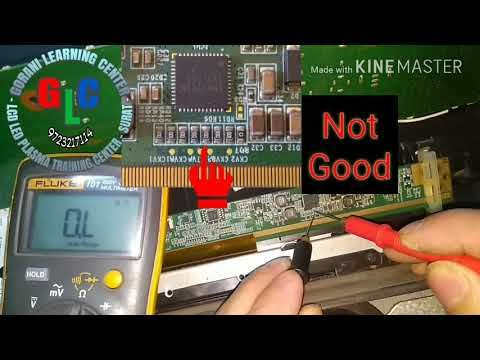 SONY KLV-32EX330 BLANK SCREEN PROBLEM - YouTube | LED TIPS