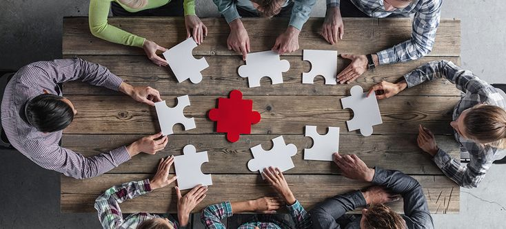 In a world where technology is driving business, it is important for your financial supply chain to connect to the right strategic partners depending on the company position and purpose.