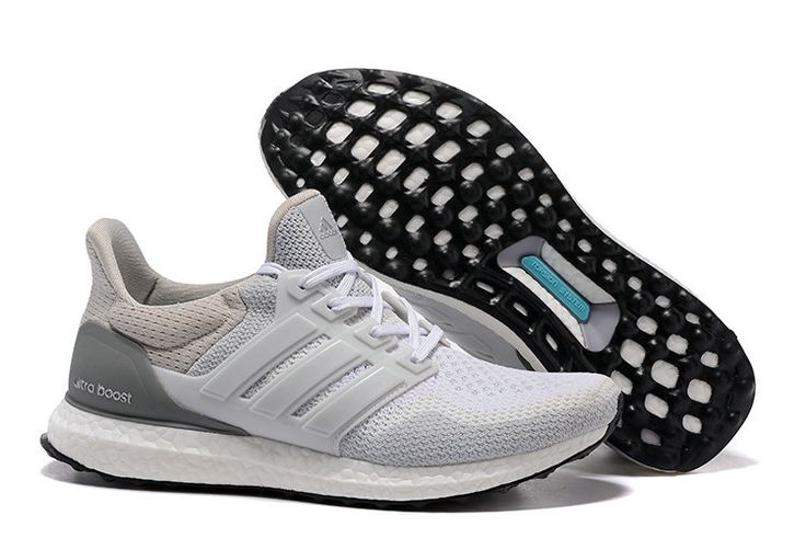 adidas Ultra Boost PrimeKnit Wolf Grey Metallic Silver UK Trainers 2017/Running Shoes 2017