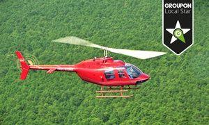 Groupon - Helikopterrundflug über Schneeberg oder Wien mit Euro Flight Helicopter Services ab 99 € (50% sparen*) in Bad Vöslau. Groupon Angebotspreis: €99