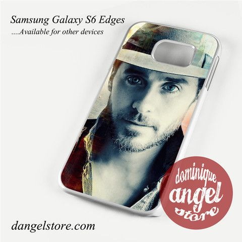 Jared Leto 30 Seconds To Mars Phone Case for Samsung Galaxy S3/S4/S5/S6/S6 Edge