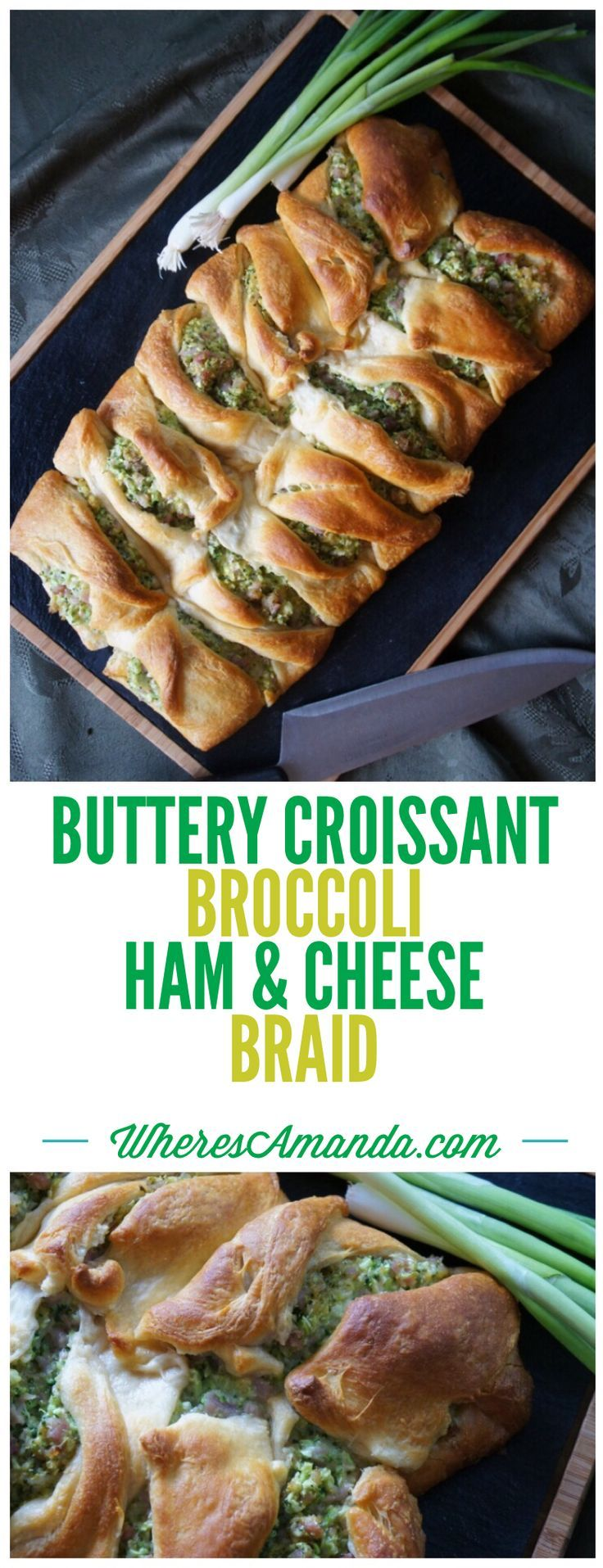 about Ham And Cheese Croissant on Pinterest | Cheese Croissant, Ham ...