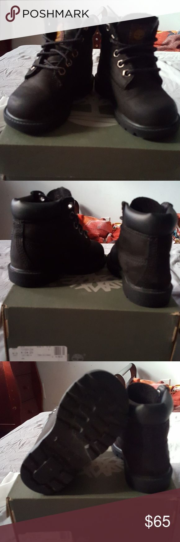 Toddler timberland boots Warn towards the end of winter Timberland Shoes Rain & Snow Boots