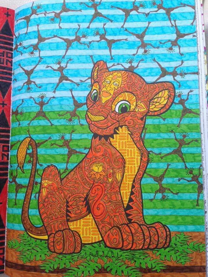Épinglé par Samantha Sibert sur Disney coloring pages ...