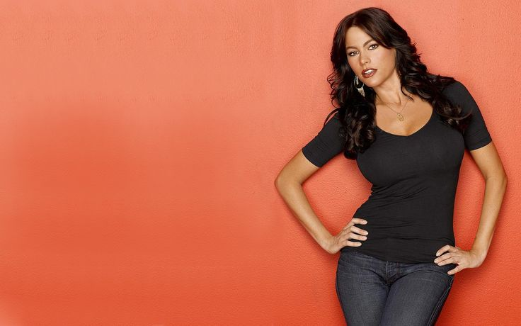I have a major girl crush on Sofia Vergara!