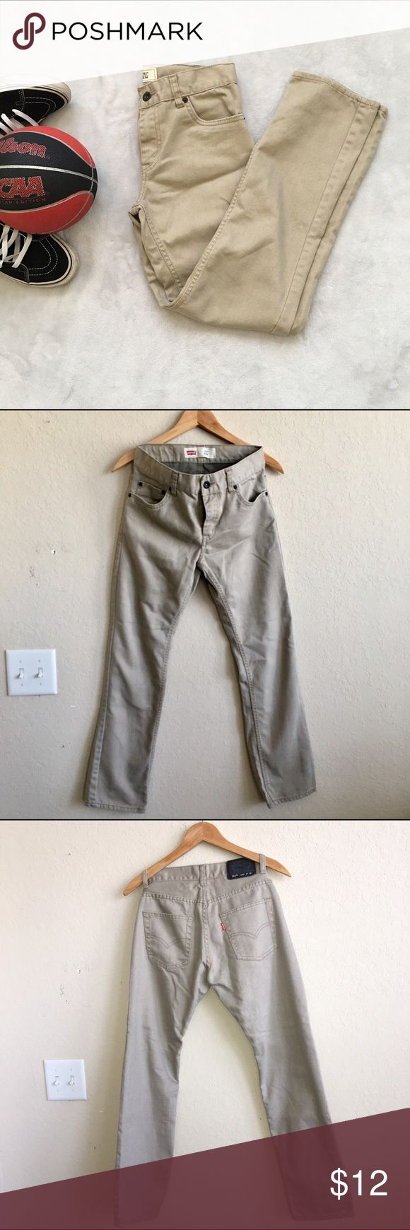 Levi's 511 Slim Jeans 👖 (boys) ✨Trying to clean my children's closet, most of the clothes are new and in perfect condition but they do not have the tag✨Size 14, No smoking Home✨ Levi's Bottoms Jeans