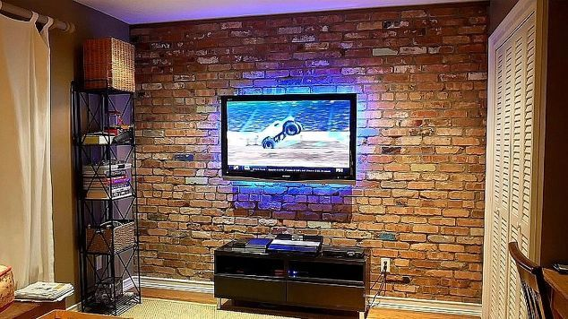 17 Best Ideas About Brick Veneer Wall On Pinterest Www Wall Shanty 2 Chic And Interior Brick
