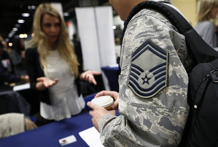 Military benefits go beyond the GI Bill