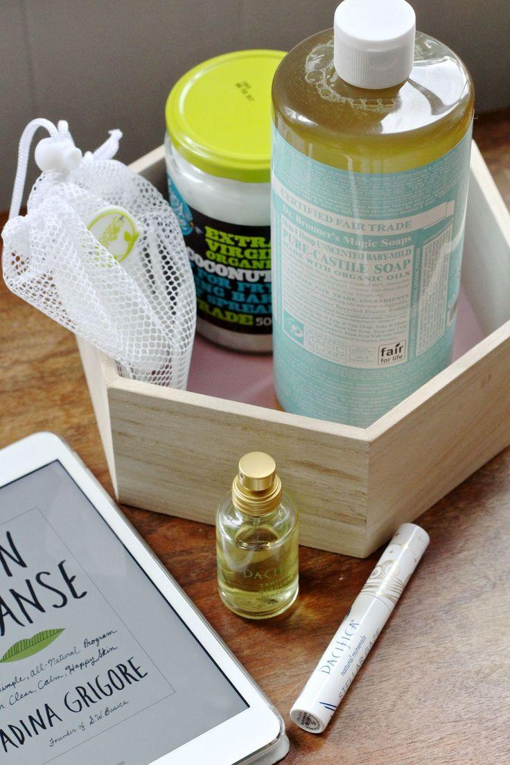 Skin Cleanse - je huid verbeteren met natuurlijke producten.