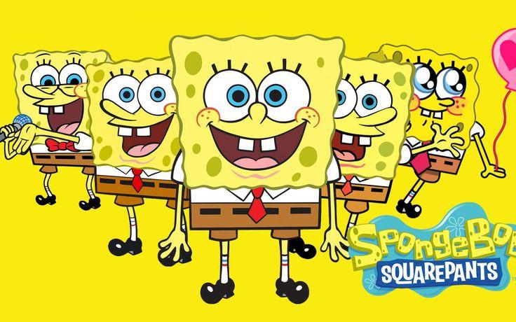 8 Awesome Spongebob Squarepants Desktop Wallpaper For Your ...