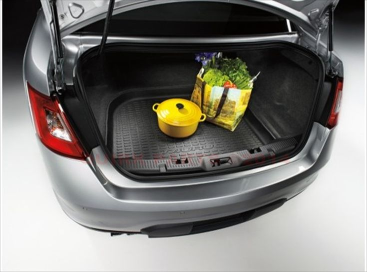 2010-2015 Ford Taurus Trunk Cargo Area Protector Mat Liner Black OEM NEW Genuine - 2012 Ford Taurus (AG1Z6111600AA)