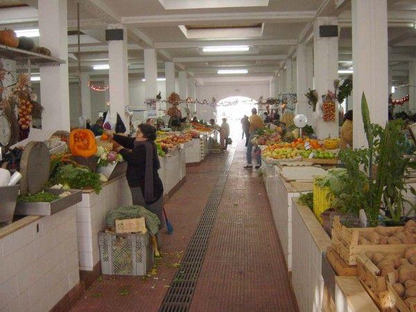 mercado Municipal de Portimão, Algarve, Portugal