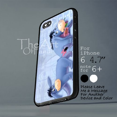 eeyore cute case Iphone 6 note for 6 Plus