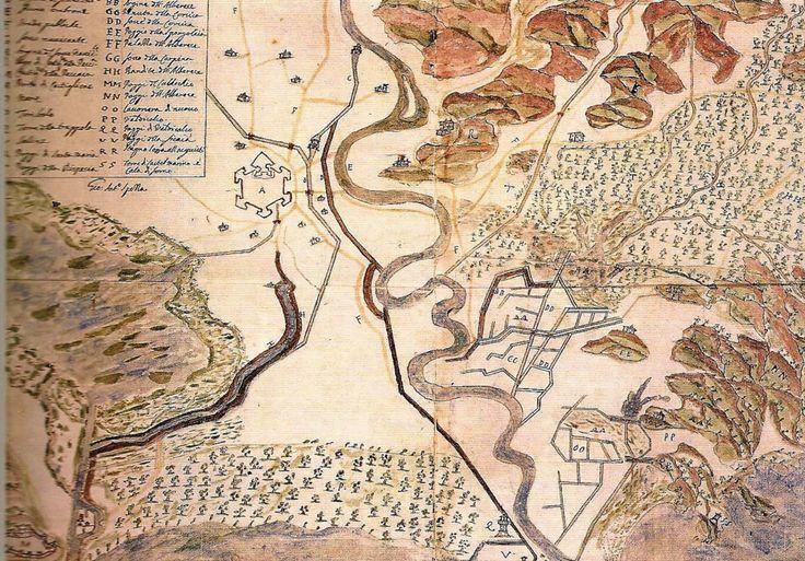 Grosseto, capitale della Maremma nel 2020 Mappe, Mappe