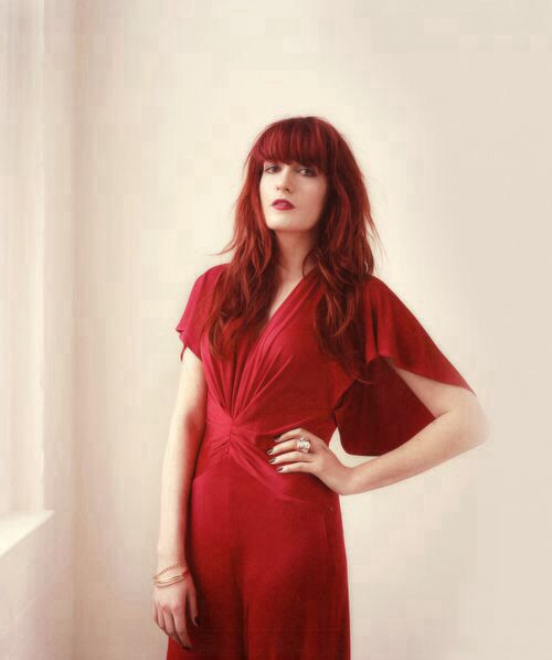 Florence Welch                                                                                                                                                                                 More