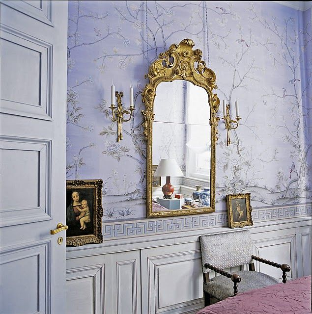 75 Best images about Finish: Wallpaper on Pinterest | Manuel canovas, Murals and Chinoiserie