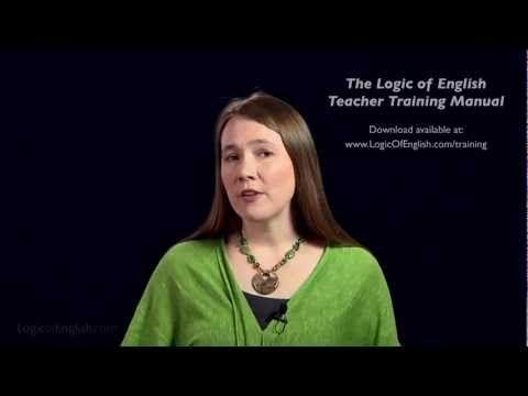 Reading & Spelling Teacher Training Intro by Logic of English, full training program online FREE!!