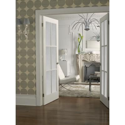 17 best images about interior french doors on pinterest - Interior doors with privacy glass ...