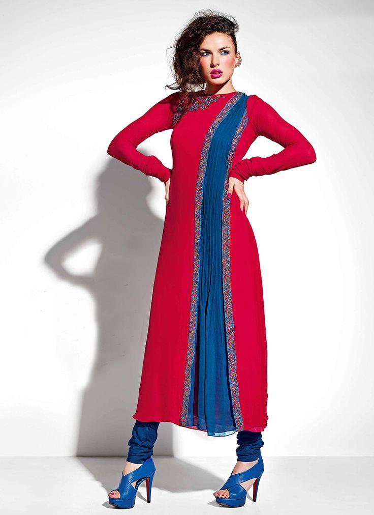Red & Blue Wedding Wear Wholesale Salwar Suits Supplier Online Collection  Buy Now @ http://www.suratwholesaleshop.com/50057-Exotic-Net-Turquoise-Designer-Anarkali-Suit?view=catalog  #wholesalesalwar #partywearsalwar #salwar #anarkali #anarkalisuits #indiansuits #festivalwearsuits #suratwholesaler #designersalwarsuits