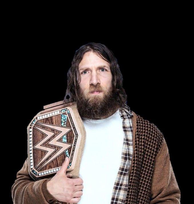 New Daniel Bryan New Png Wwe Champion 2019 Wwe Champions Champion Wwe